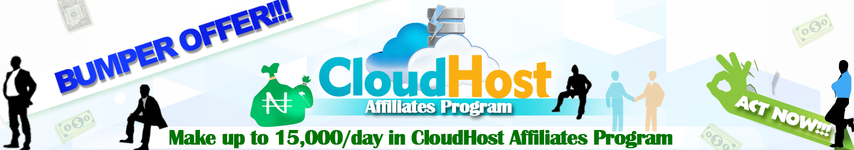 CloudHost, Leading webhosting solution provider